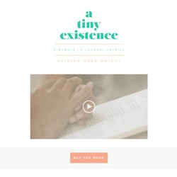 A Tiny Existence